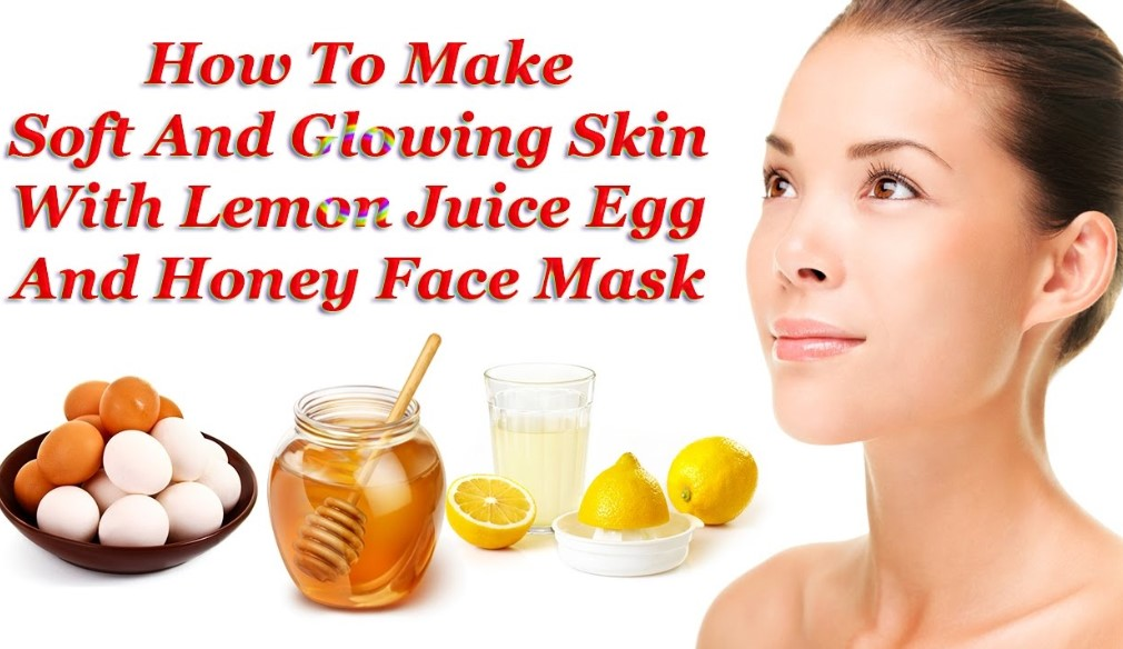 Eggs and Honey Facial Mask